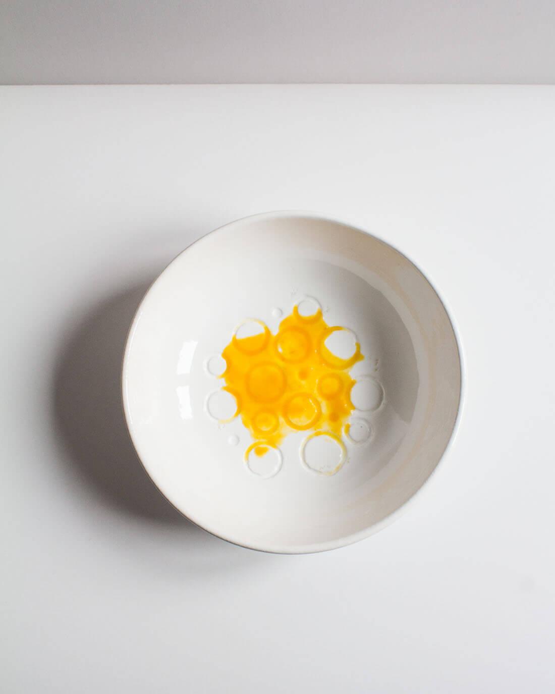 La tavola dei sensi, esercizi progettuali sugli oggetti per la tavola, piatto