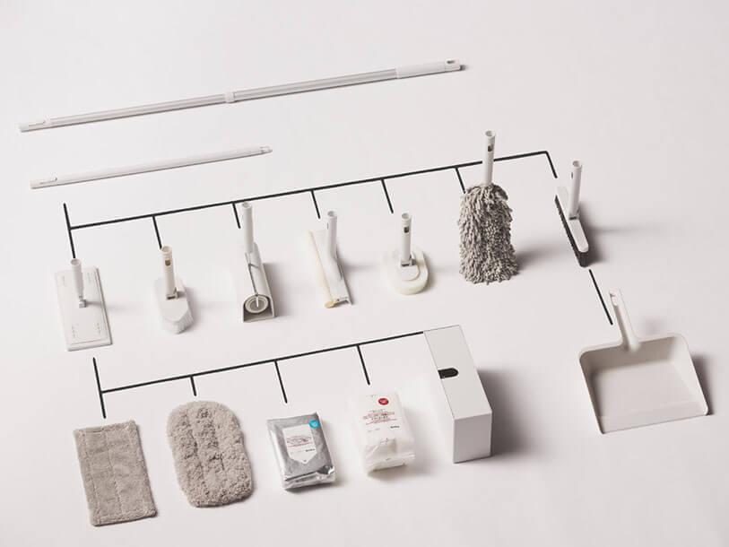 Sistema pulizia MUJI