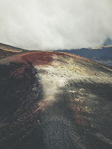 portfolio fotografico di Marianna Milione, Etna