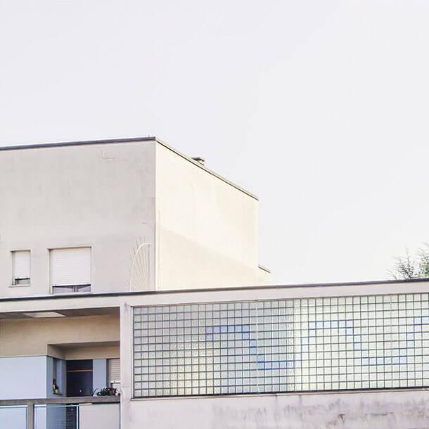 portfolio fotografico di Marianna Milione, edificio