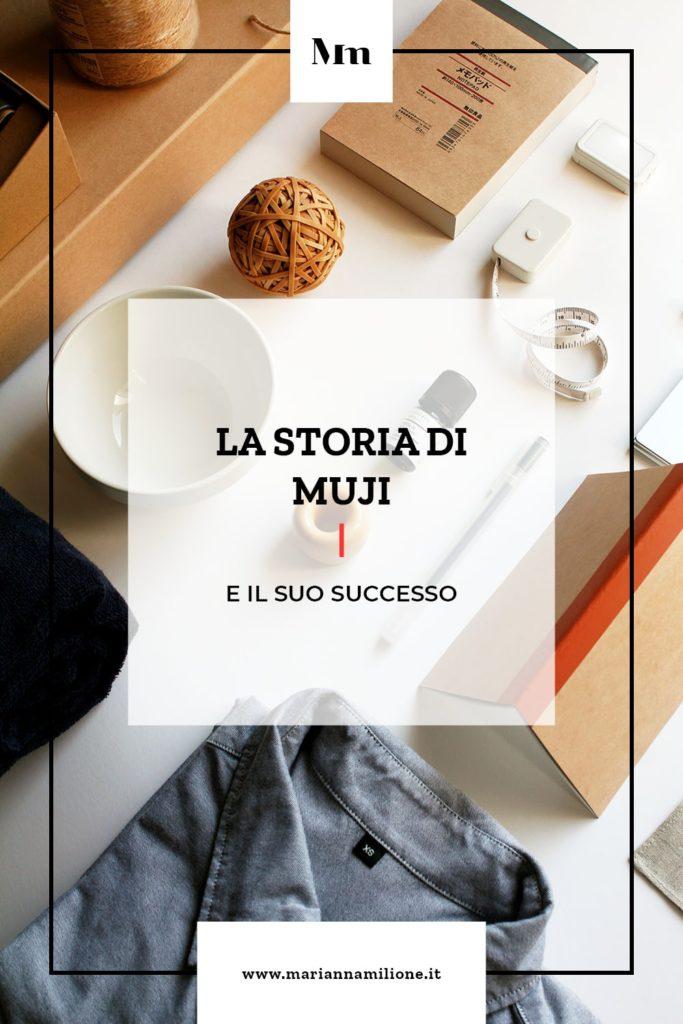 La storia di Muji. Dal blog di Marianna Milione