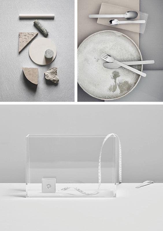 Fotografia monocromo bianco