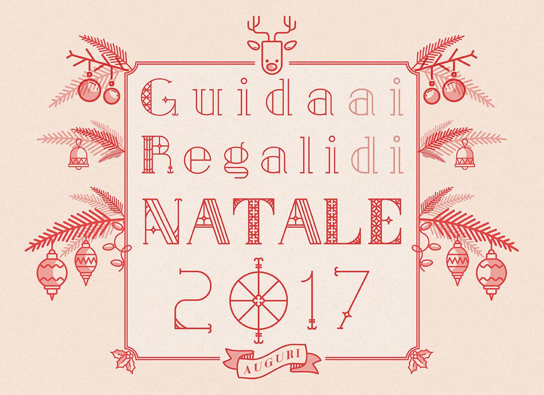 Guida ai regali di design per natale 2017