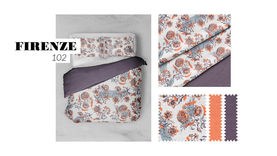 Pattern Nuovo Rinascimento, collezione Firenze 102, realizzato per il concorso Textile designer di Ambienti Roma. Design by Marianna Milione