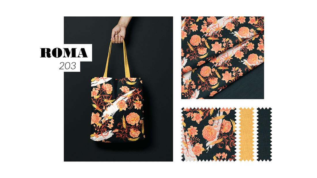 Pattern Nuovo Rinascimento, collezione Roma 203, realizzato per il concorso Textile designer di Ambienti Roma. Design by Marianna Milione