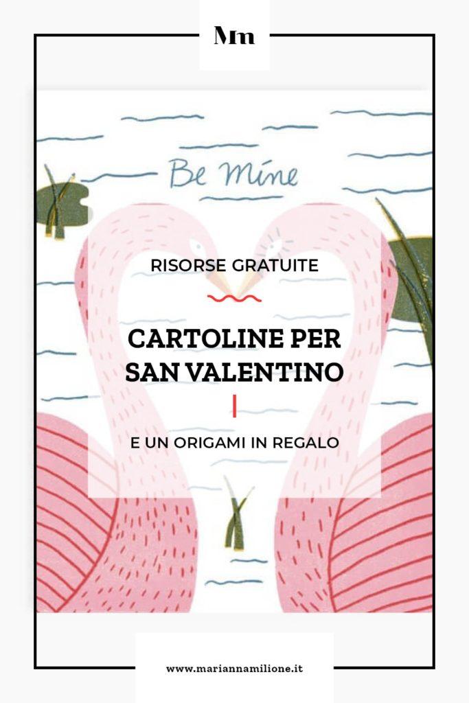 Cartoline di San Valentino illustrate. Dal blog di Marianna Milione