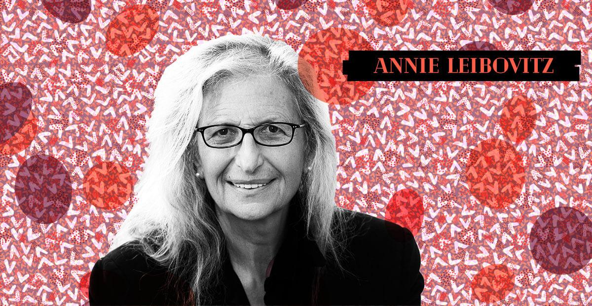 Be Woman Be Creative Annie Leibovitz fotografa