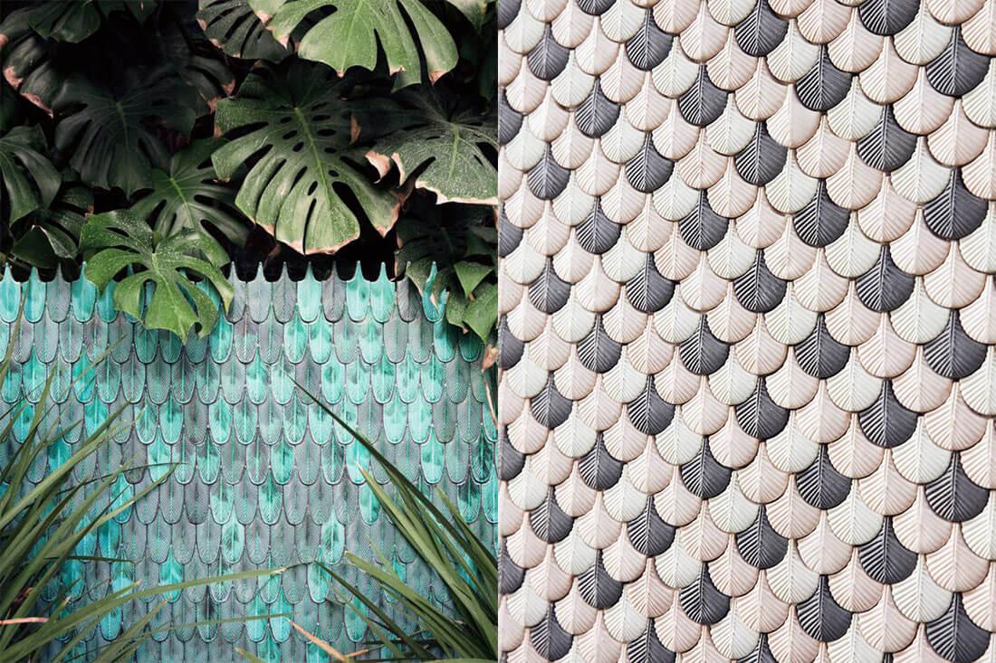 Be Woman Be Creative Cristina Celestino architetta e designer, ceramiche Plumage per Botteganove