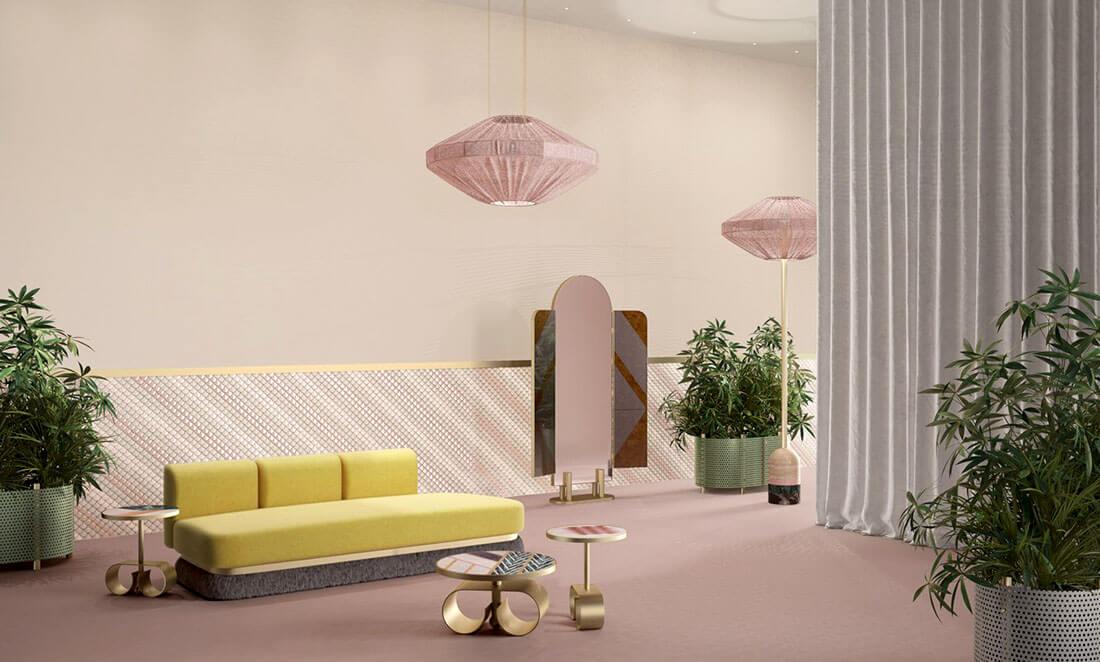 Be Woman Be Creative Cristina Celestino architetta e designer, collezione The Happy Room per Fendi