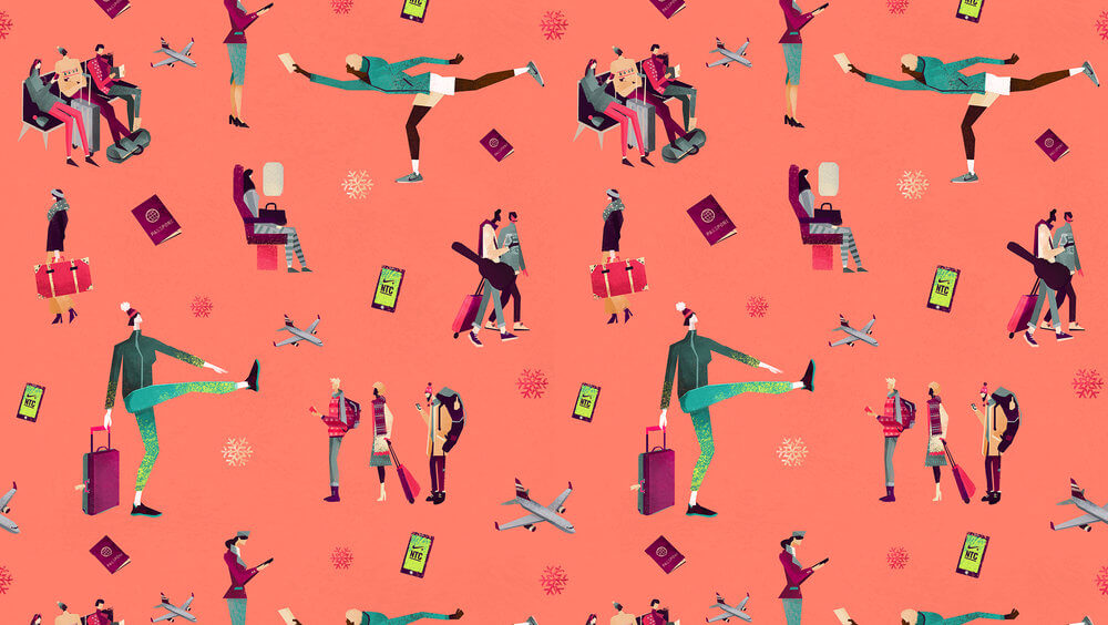 Be Woman Be Creative Marianna Tomaselli illustratrice, pattern per NTC