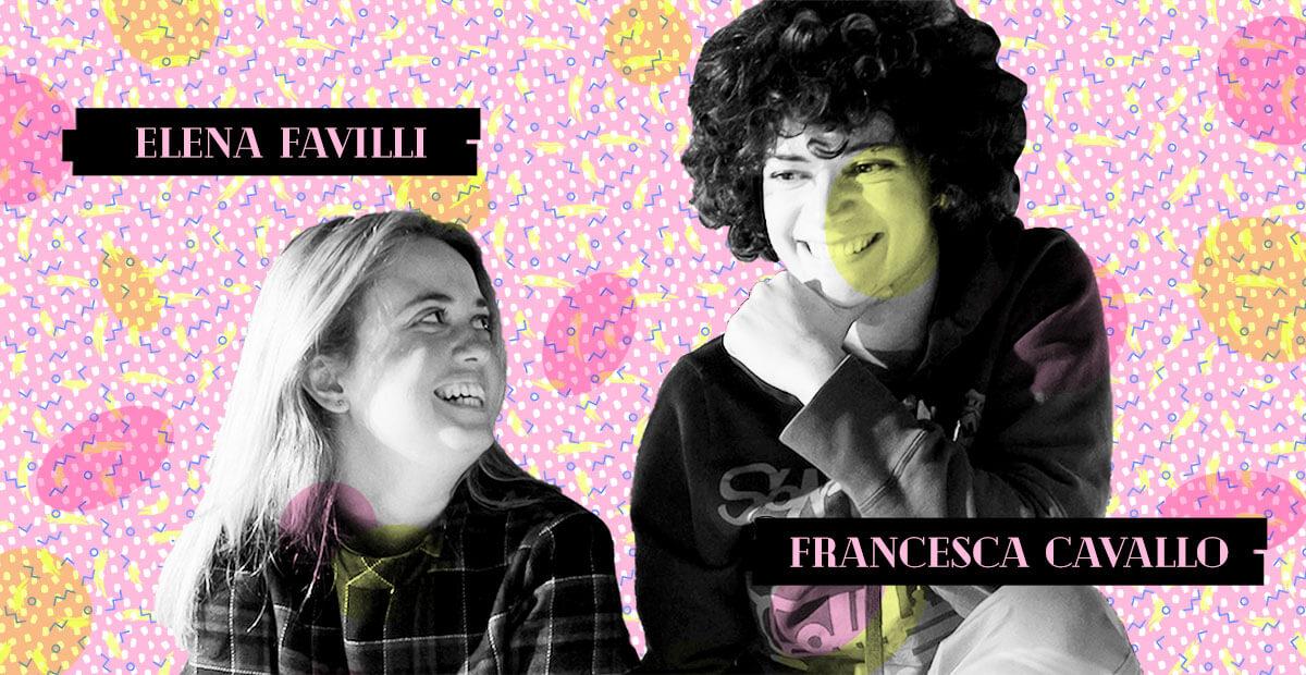 Be Woman Be Creative Elena Favilli e Francesca Cavallo autrici del libro Storie della buonanotte per Bambine Ribelli