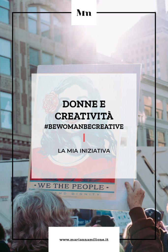Essere donna: la creatività non è mai abbastanza. Foto diAlice Donovan RousesuUnsplash