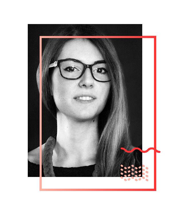 Foto profilo di Marianna Milione designer grafica