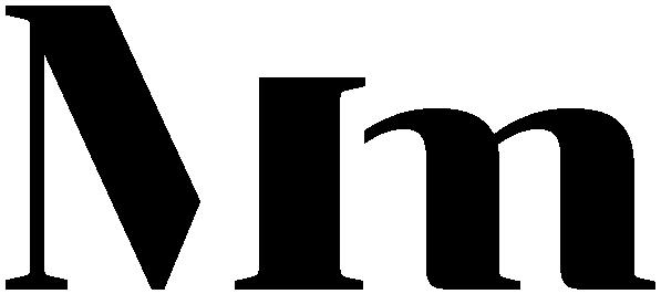 Logo di Marianna Milione designer di prodotto e di grafica di Milano