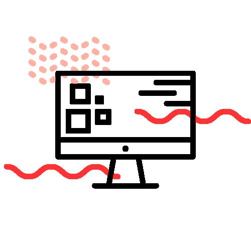 Pacchetto pixel, servizi di grafica, Marianna Milione designer