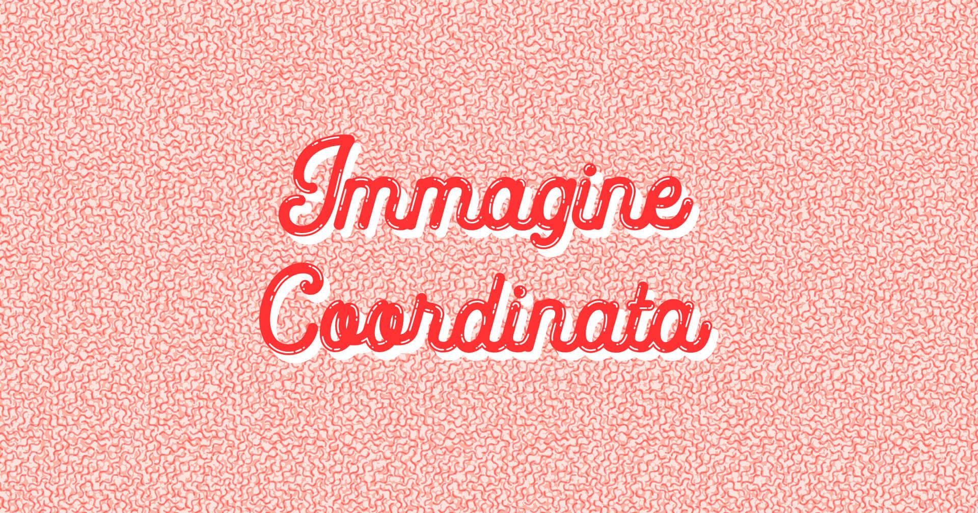 Articolo su cos'è un'immagine coordinata, grafica, dal blog di Marianna Milione