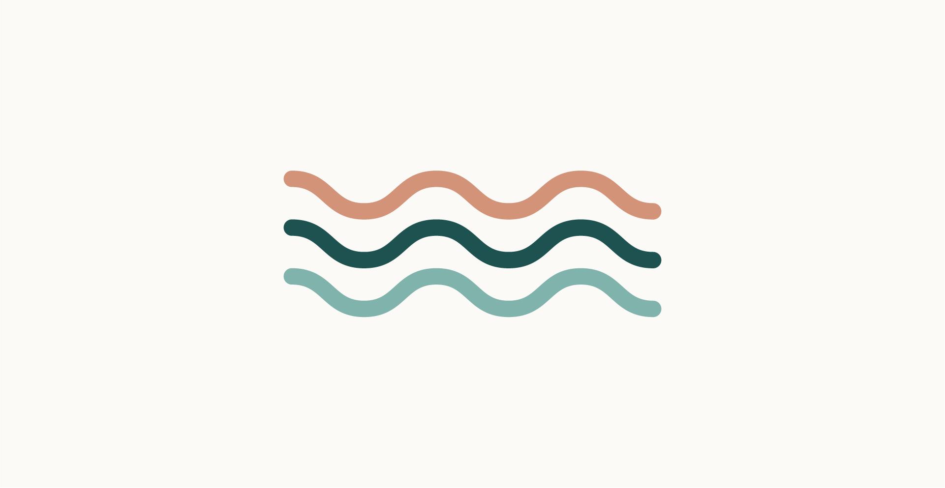 Moodboard del giorno: verde rame. Palette colori: rame, verde pino, celadon. Dal blog di Marianna Milione