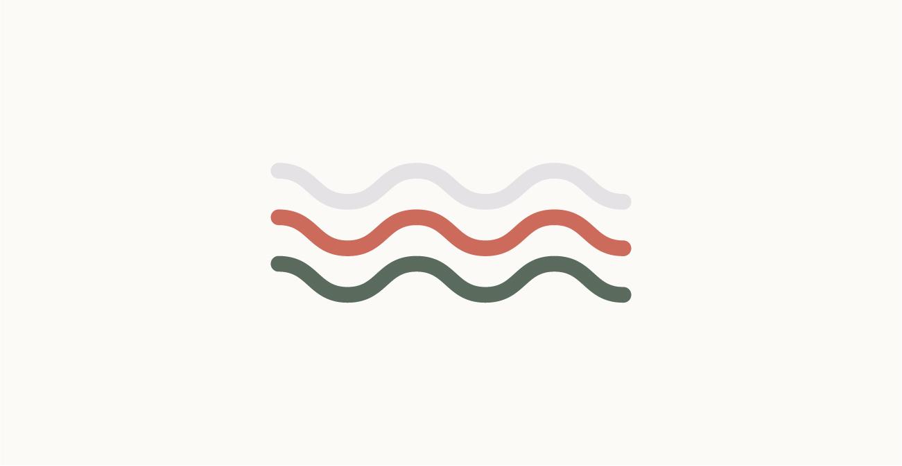 Moodboard del giorno: nordi christmas. Palette colori: ghiacci, mattone, verde asparago. Dal blog di Marianna Milione