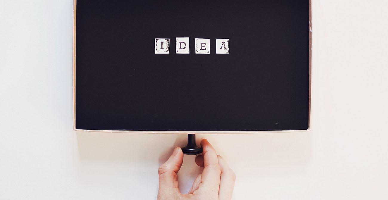 Non aspettare la motivazione per la tua idea chiusa in un cassetto. Dal blog di Marianna Milione