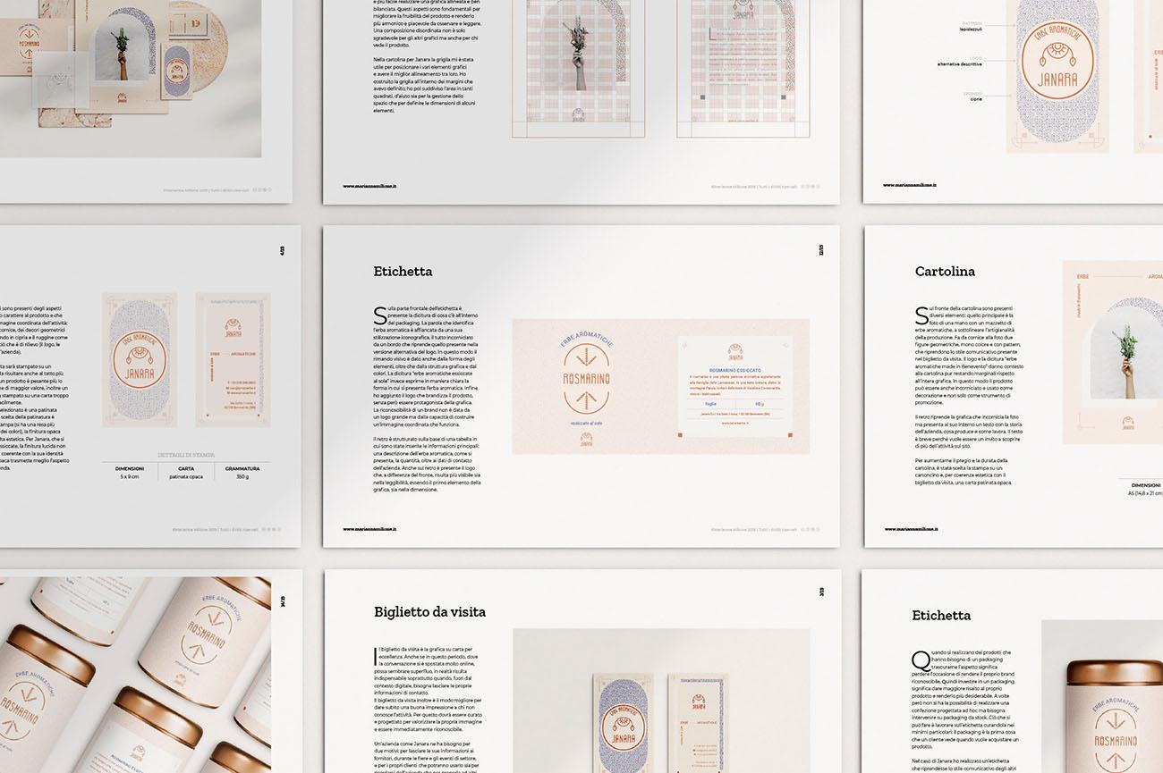 Come nasce l'identità grafica di un'attività? Scopri la creazione della grafica su carta: presentazione da scaricare iscrivendosi alla newsletter. Dal blog di Marianna Milione