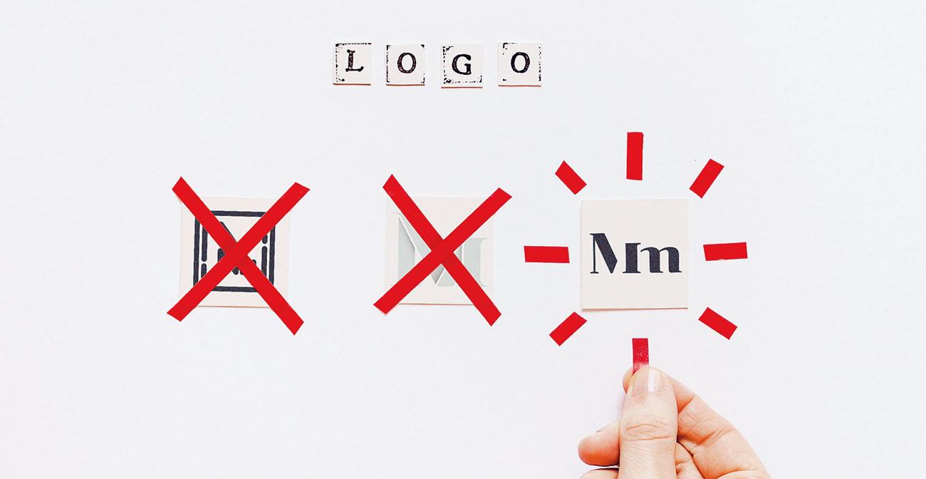 Restyling del mio logo. Dal blog di Marianna Milione