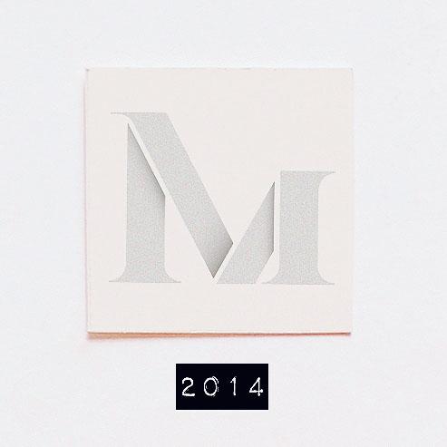 Restyling del mio logo: seconda versione. Dal blog di Marianna Milione