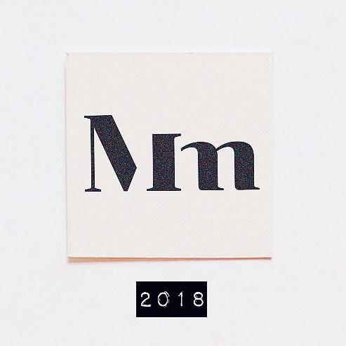 Restyling del mio logo: terza versione. Dal blog di Marianna Milione