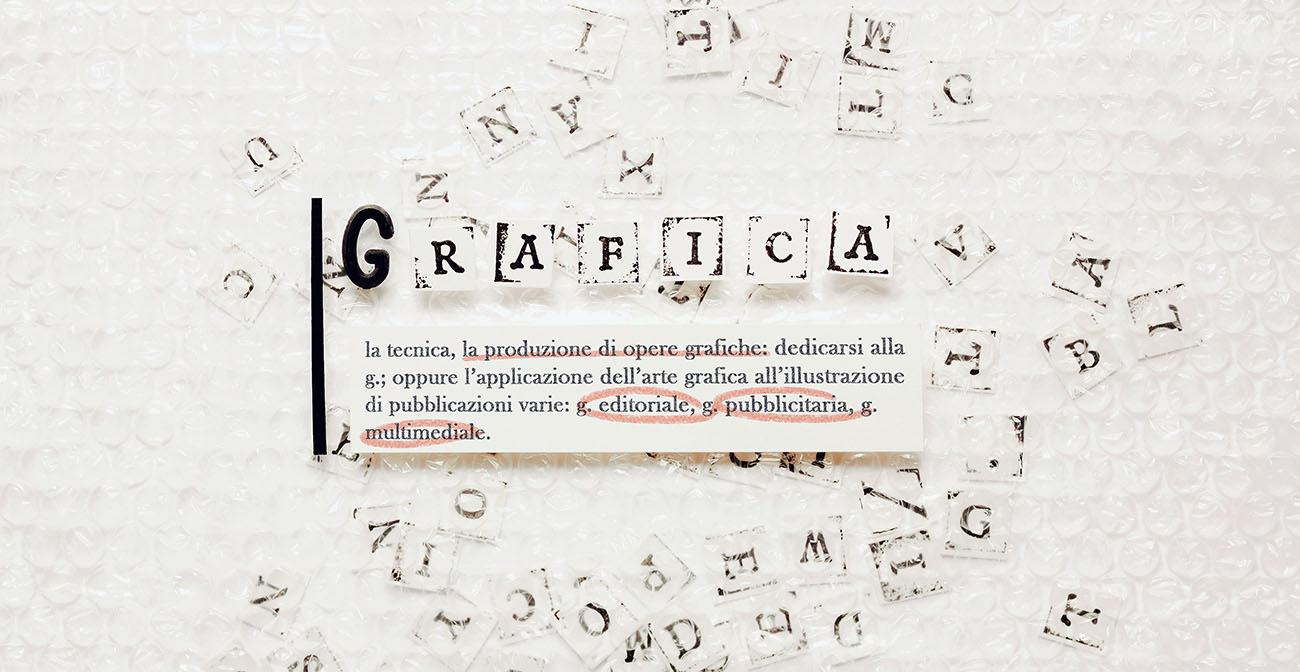 Il dizionario di grafica per conoscere il significato delle parole usate nella grafica. Dal blog di Marianna Milione