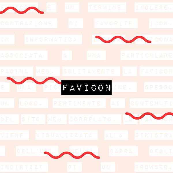 Il dizionario di grafica: favicon. Dal blog di Marianna Milione