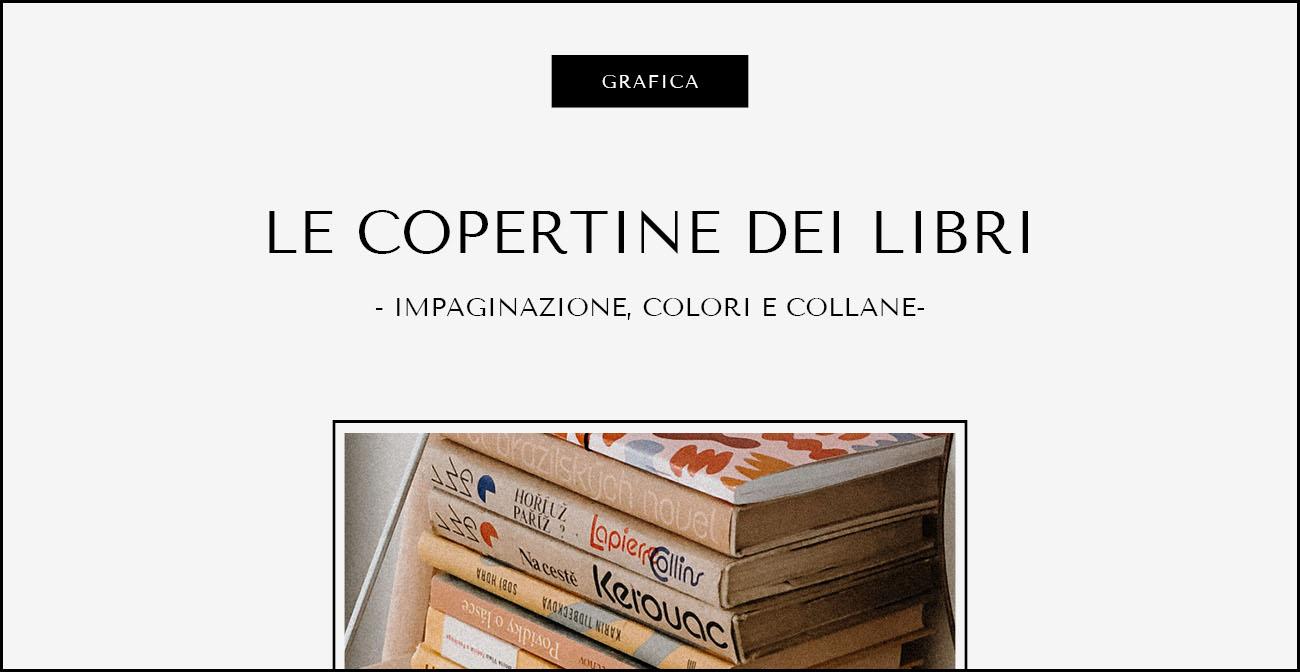 La struttura delle copertine dei libri. Dal blog di Marianna Milione